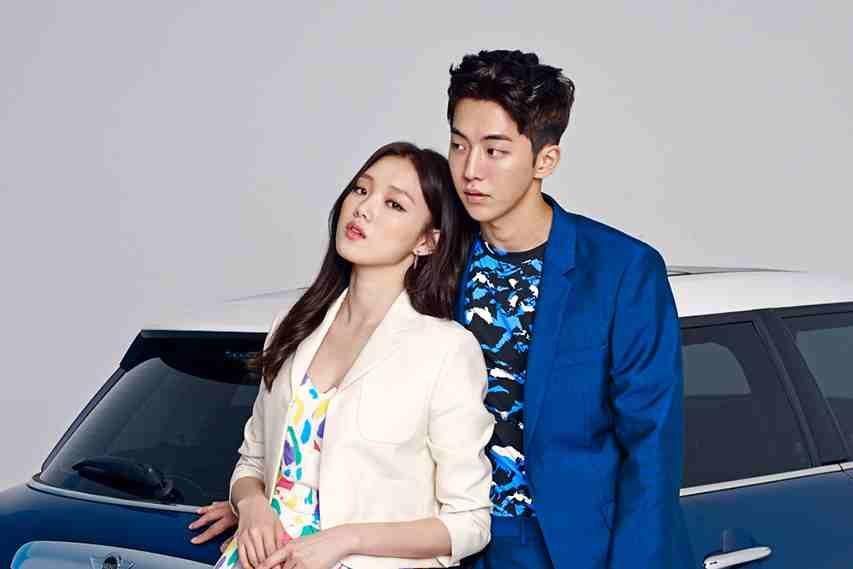 Lee Sung Kyung and Nam Joo Hyuk | My fave OTP these days from Weightlifting Fairy, Kim Bok Joo @MBC WedThu 2016 #kdrama #asiandrama #namjoohyuk #leesungkyung