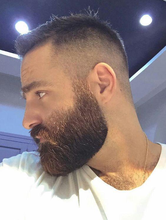 2 The Goatee With Handlebar Mustache Or Balbo A Beard Style