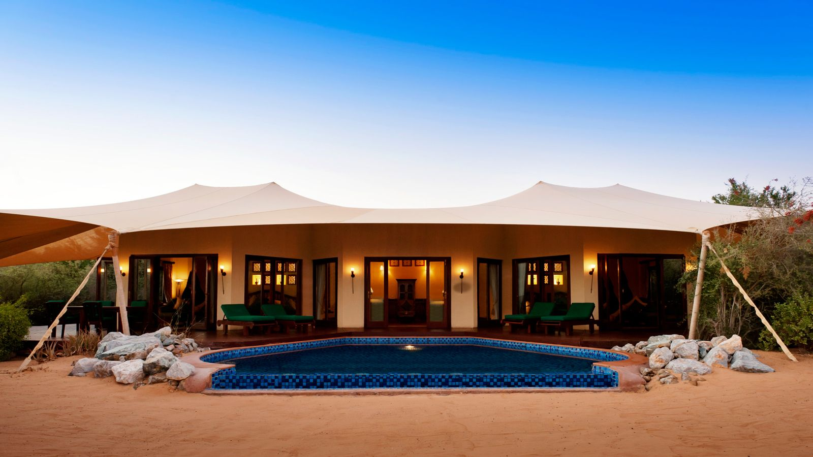 Al Maha Desert Resort I Love Glamping Dynamic Dubai