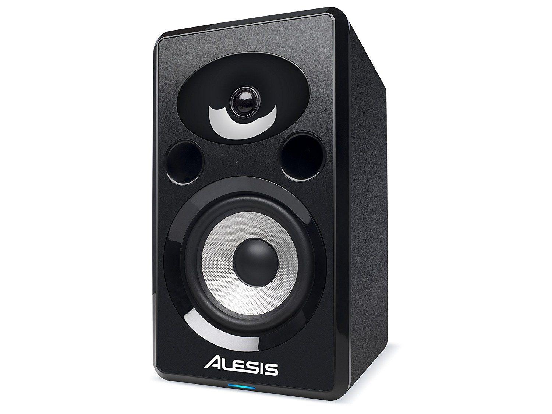 Alesis Elevate 6 Premium Active Bi-Amplified Studio Monitor | Studio ...