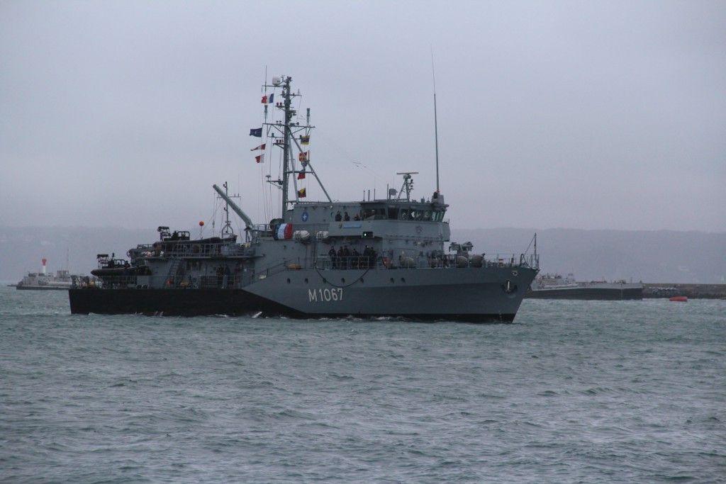 Fgs Bad Rappenau Departs Nato Mission Mit Bildern Bundesmarine Schiff Bundeswehr