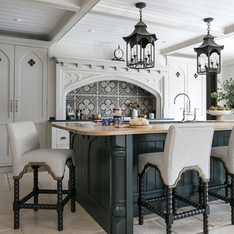 Step inside this Gothic-inspired period property in rural ...