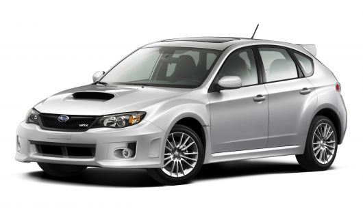 Good Choice For A Small Car Subaru Impreza Wrx Hatchback 11