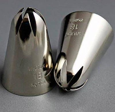 Bico Perlê - Muito versátil, é usado para contornos, letras, pingos, bolas, rendas, cordões...   Possui o bico arredondado. Existem ...