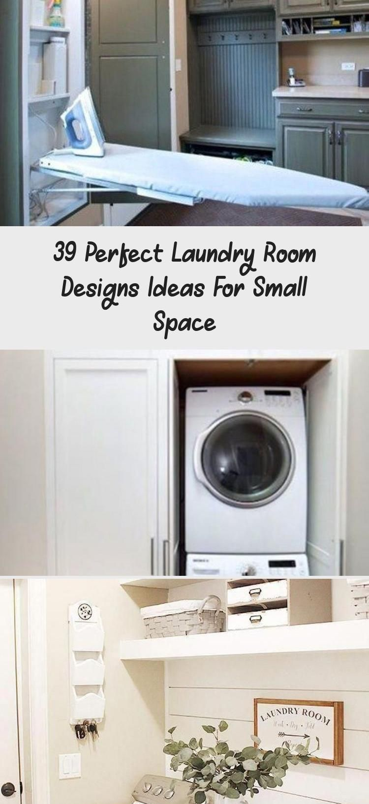 awesome 39 perfect laundry room designs ideas for small on extraordinary small laundry room design and decorating ideas modest laundry space id=15829