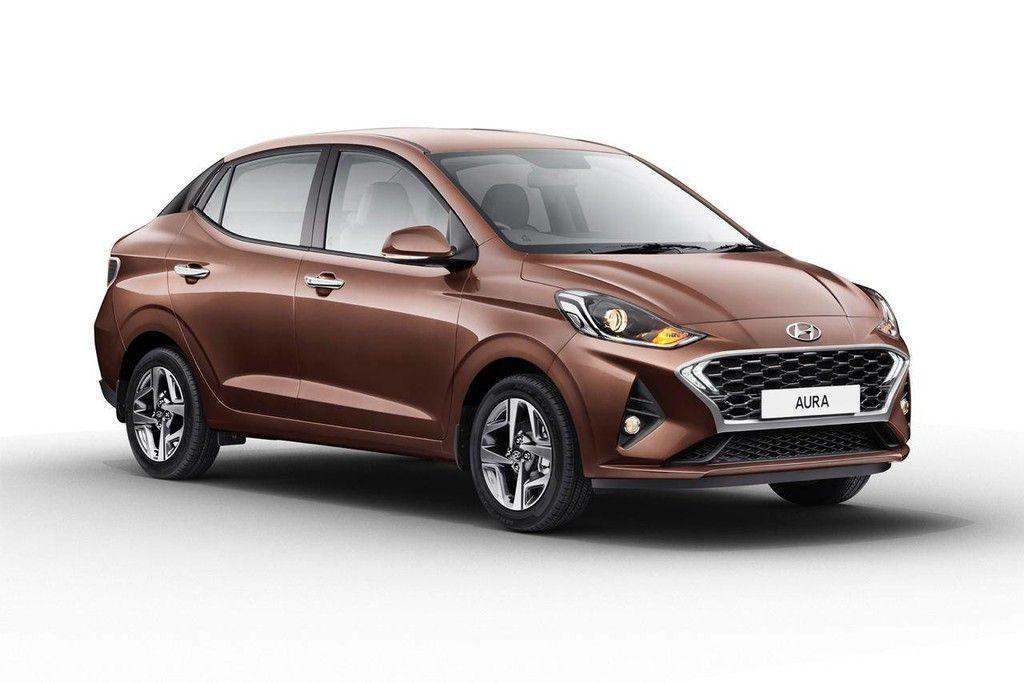 El Hyundai Aura Esta Listo Para Reemplazar Al Grand I10 Sedan En