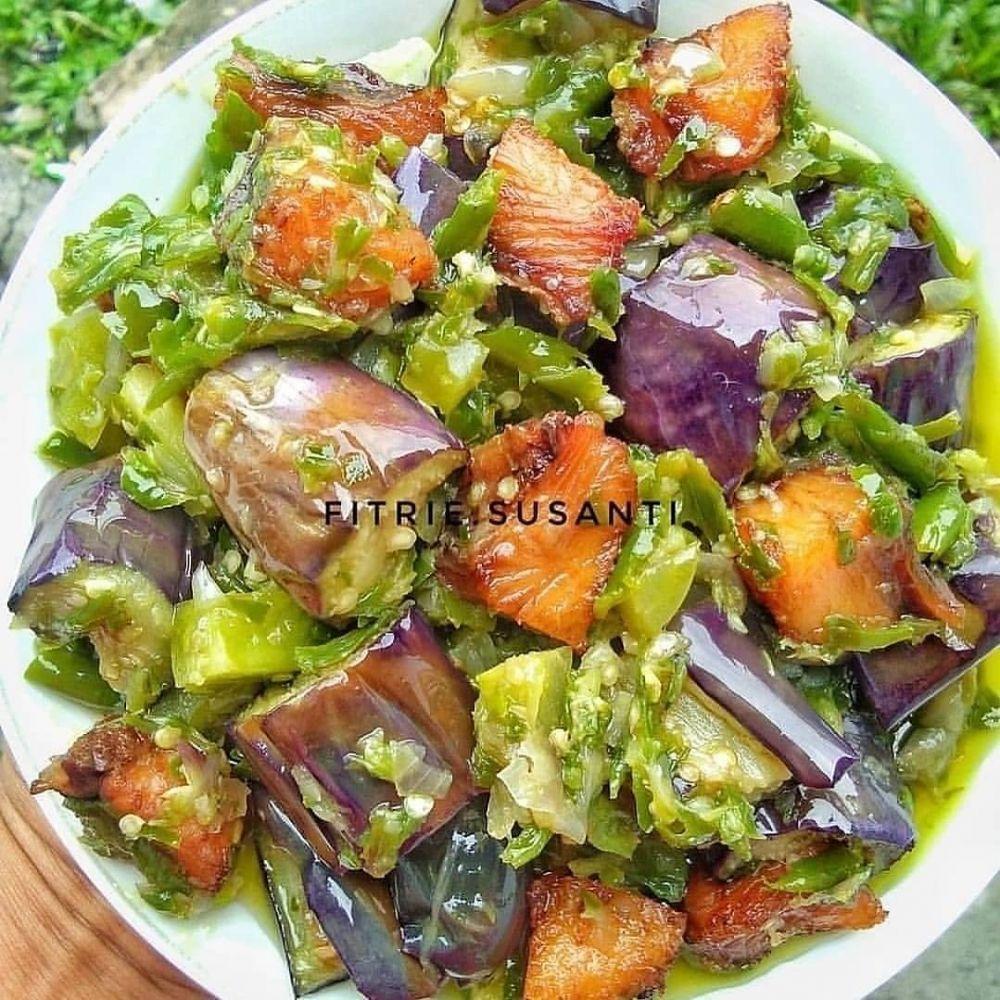 resep masakan padang asli instagram   resep masakan resep masakan asia masakan vegetarian Resepi Laksa Vegetarian Enak dan Mudah