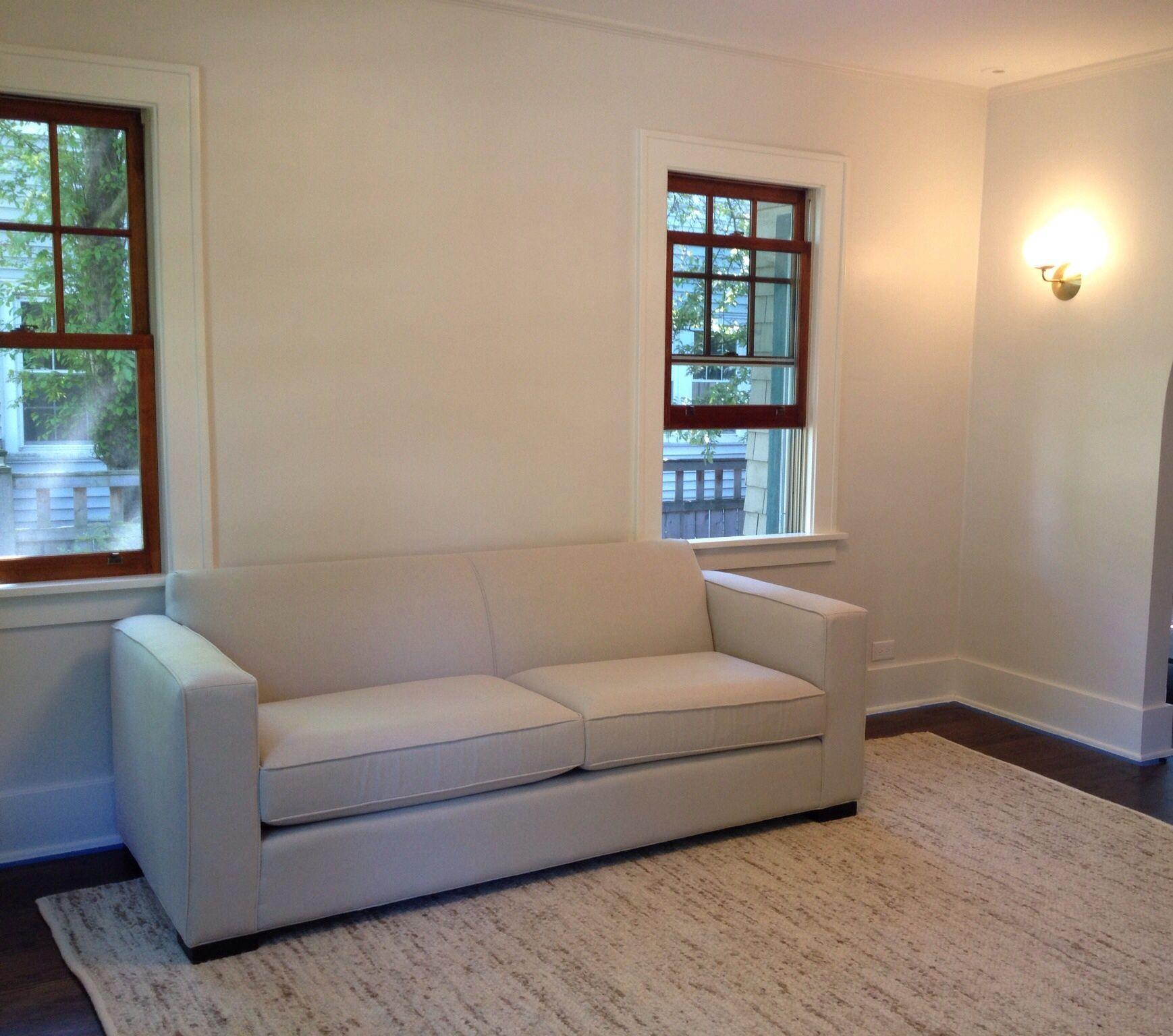 Family room progress stage 1 | Kristin Kerr interiors