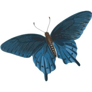 Free Svg Svg280 Butterfly Clip Art Butterfly Image
