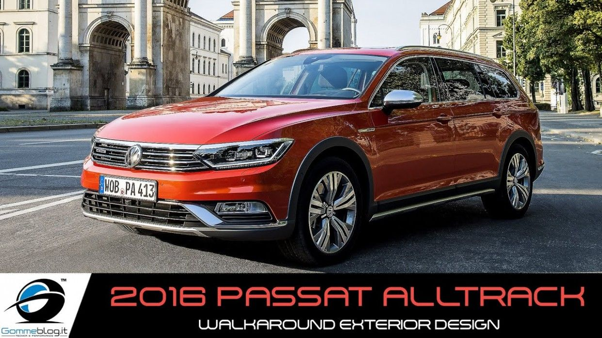 Review and Release date 2021 Vw Passat Alltrack