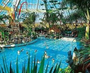 Zwembad eemhof in zeewolde eemhof aqua mundo center parcs