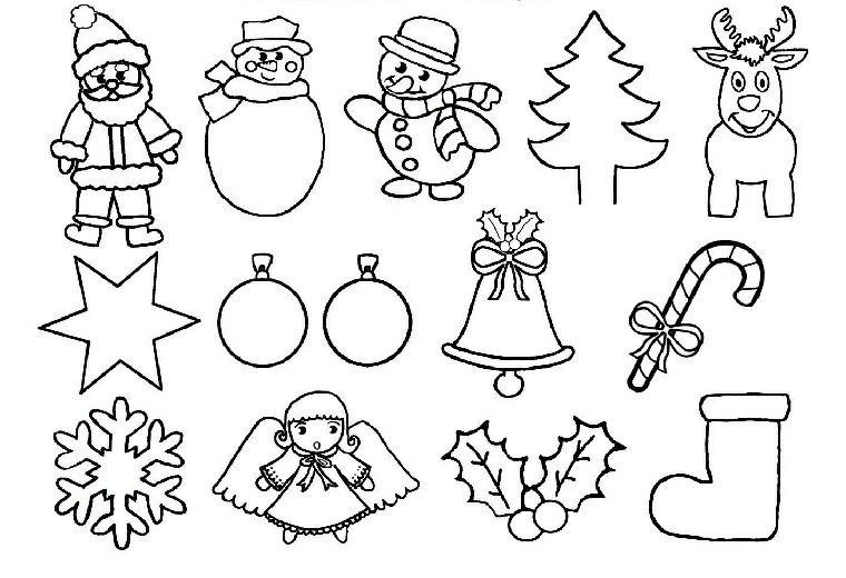 Sono super semplici e divertenti e mettono. Disegni Da Copiare Babbo Natale E Pupazzi Di Neve Ornamenti Natalizi Da Colorare Ornamenti Pupazzo Di Neve Disegni Da Colorare Natalizi Idee Per Disegnare