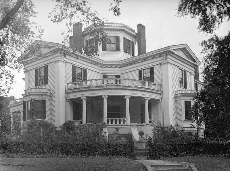 Cadwalader Raines House (sometimes known as Carmichael