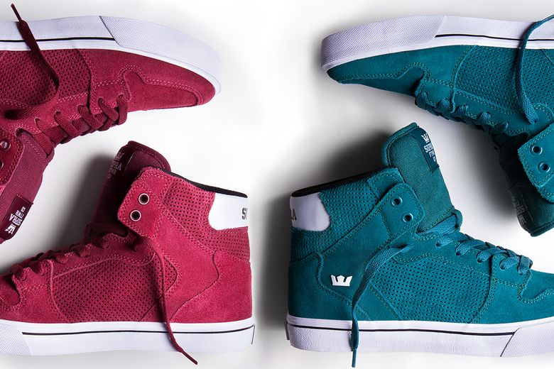 Supra Vaiders – Burgundy   Pacific Blue - http   athlitika-papoutsia ... b494ebbd8