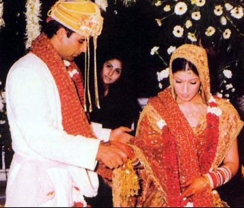 Bollywood Weddings Bollywood Wedding Akshay Kumar And Twinkle Twinkle Khanna