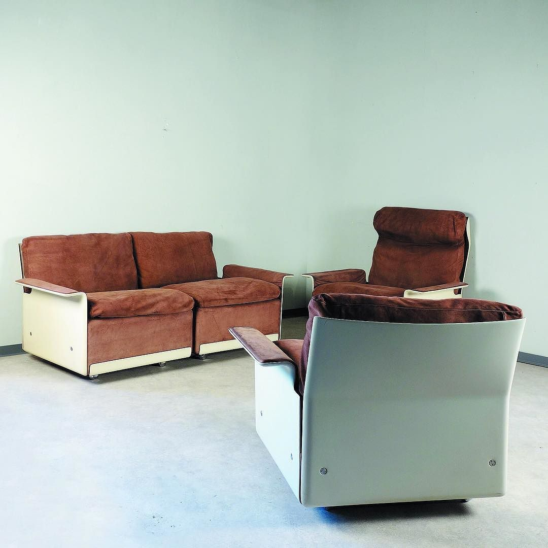 Dieter Rams Möbel lounge suite by dieter rams for vitsoe for sale on 19west de