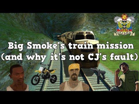 Damn It Cj Will You Ever Follow The Damn Train