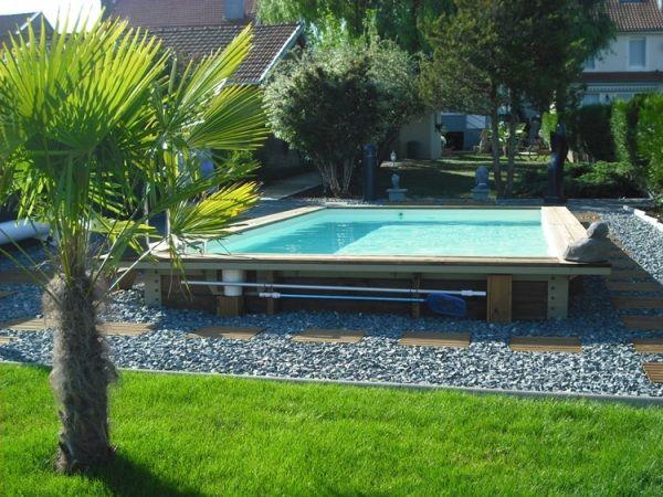 Piscine bois prix discount piscine discount maison pinterest piscine - Piscine hors sol prix discount ...