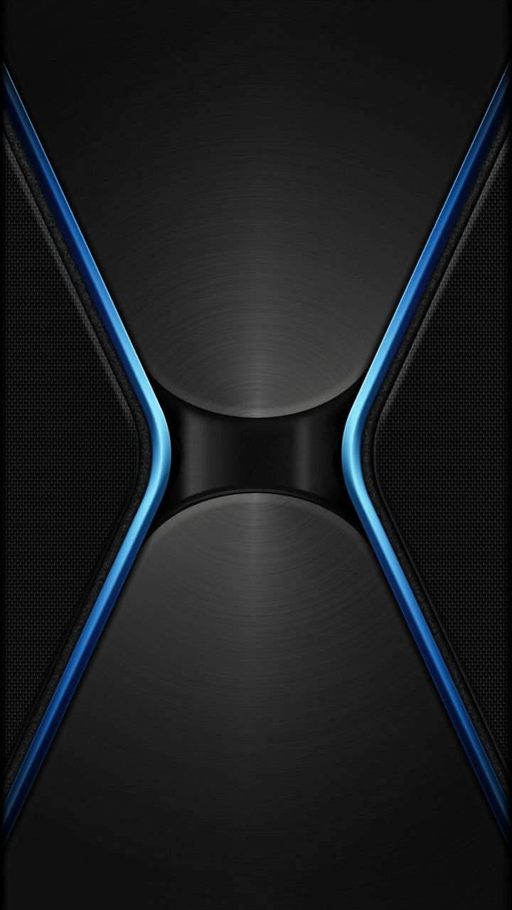 Blue And Black Wallpaper For Android