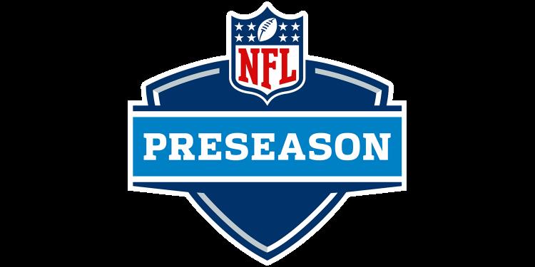 NFL preseason LIVE at Shamrock. Tomorrow, FRIDAY