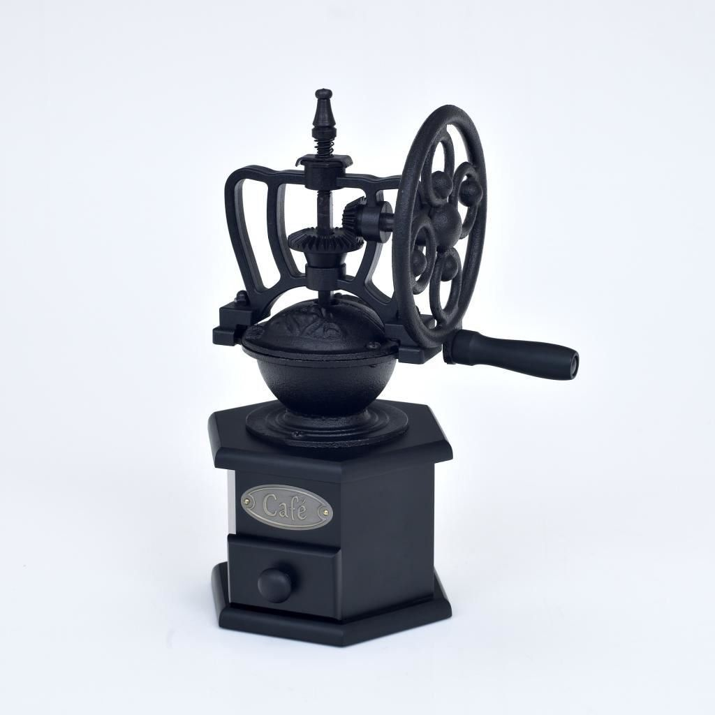 9e6521eb3 Victor Black Cast Iron Large Coffee Grinder    To view further for this  item