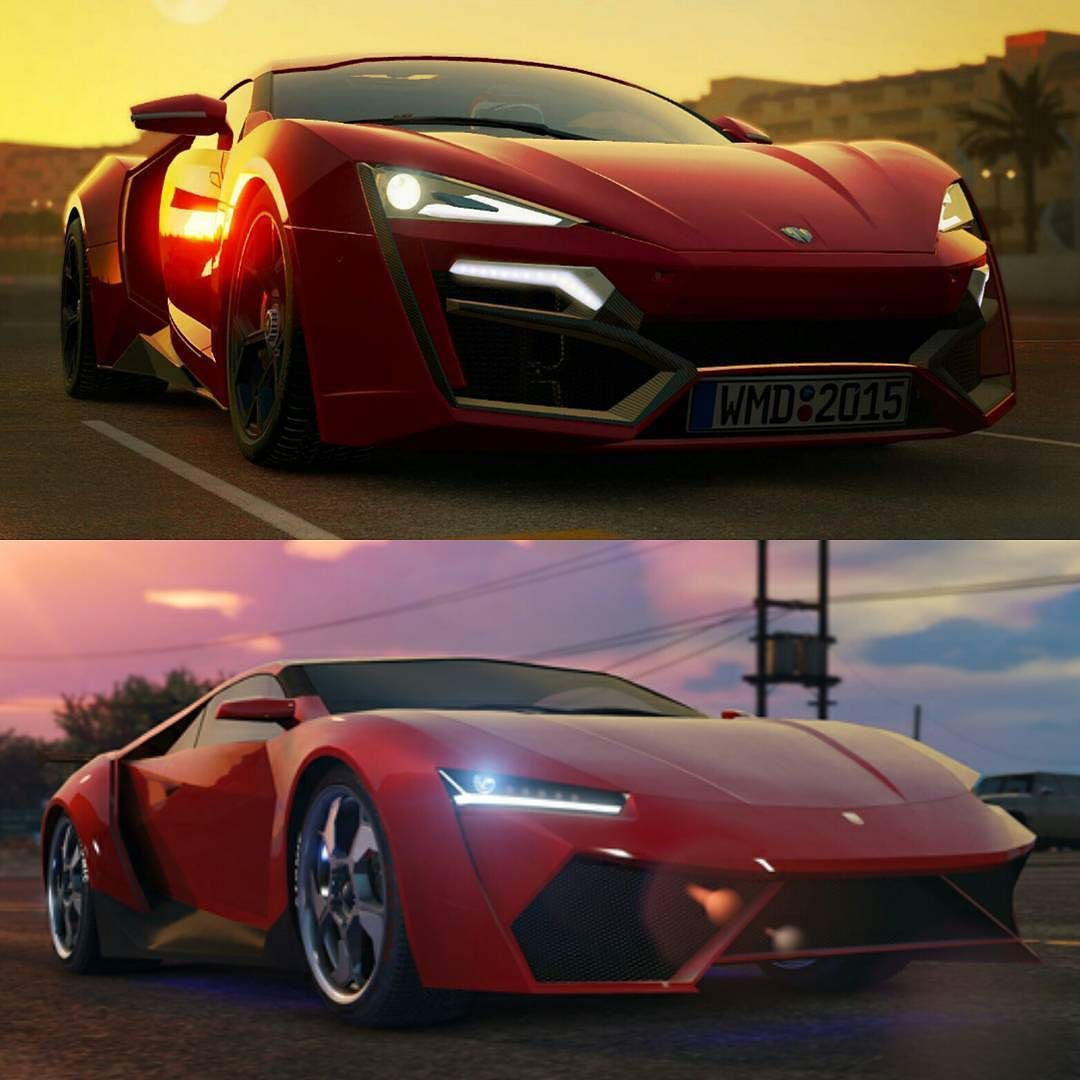 Top Lykan Hypersport Bottom The New Pegassi Reaper Comming On The 7 June To Gta Online Also Mixed With Some Lamborghin Lykan Hypersport Gta 5 Mods Gta 5 Pc