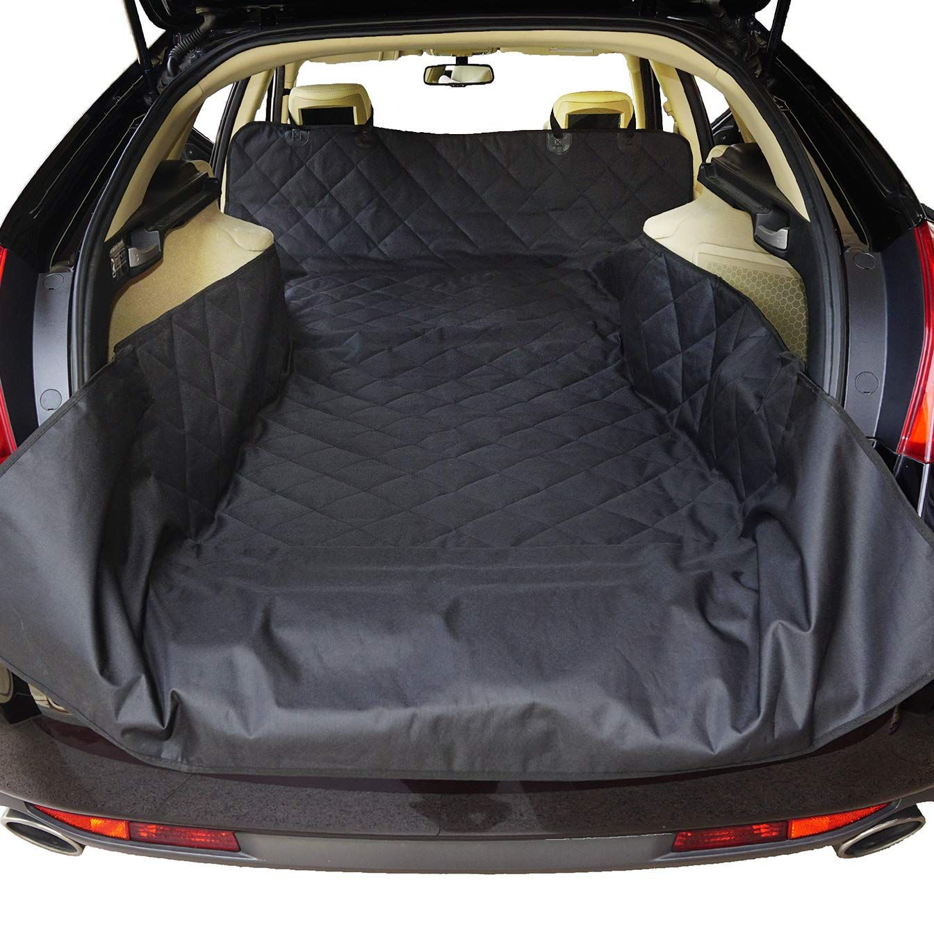 NOBER Pet Cargo Liner Covers >>> Details can be found by