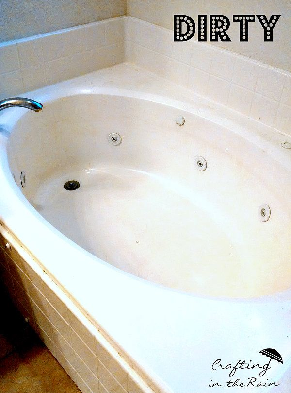 How To Clean A Jetted Tub Jetted Tub Clean Jetted Tub Clean