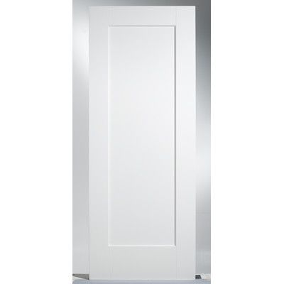Two Panel Interior Doors Lpd Doors Shaker Single Panel Interior Door Doors Interior Internal Doors Interior Door Styles