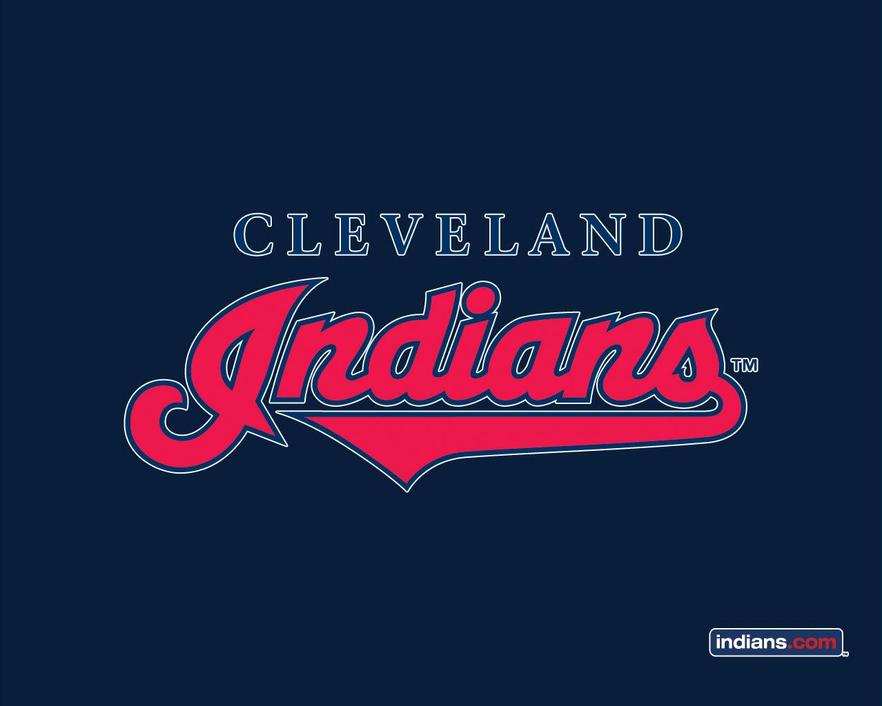 Cleveland Indians: Wallpaper Creator: Cleveland