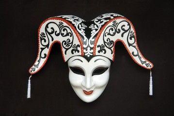 las mejores máscaras de arlequín