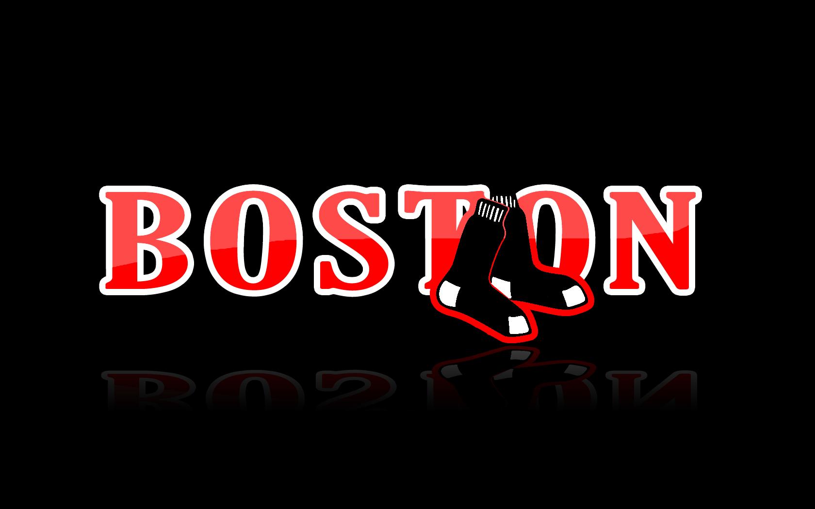 Dark Red Sox By Agentborrelli Deviantart Com On Deviantart Boston Red Sox Wallpaper Red Sox Wallpaper Boston Red Sox