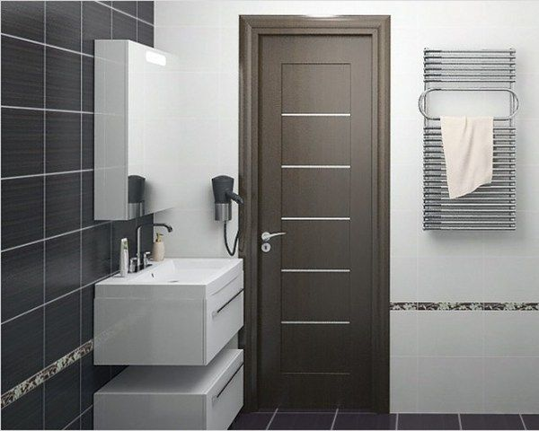 купить двери в ванную и туалет недорого