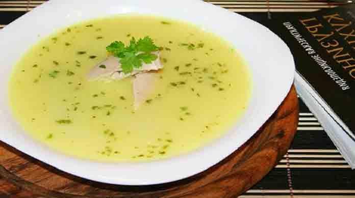 Рецепт супа чихиртма с фото