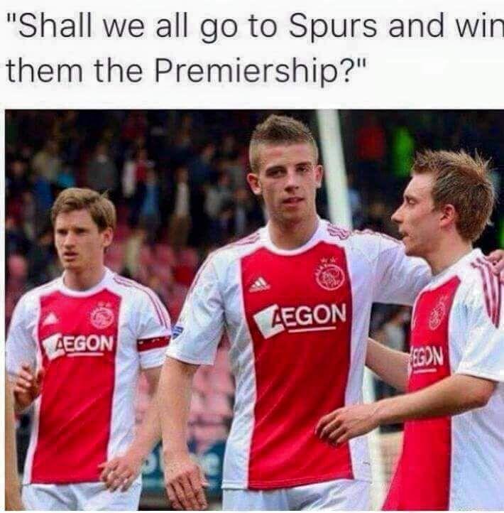 Futbol Mundial Ajax Vs Tottenham Los Memes Y Reacciones Que El