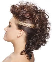 What my hair was supposed to look like before I messed up and made it look hideous.Tip- DO NOT TRY A NEW HAIR PRODUCT ON YOUR WEDDING DAY!