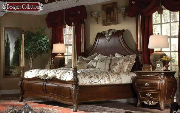 Court Earl Bedroom Set