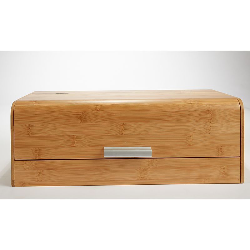 Food Storage Containers Asda Part - 40: ASDA Bamboo Bread Bin | Food Storage | ASDA Direct £16