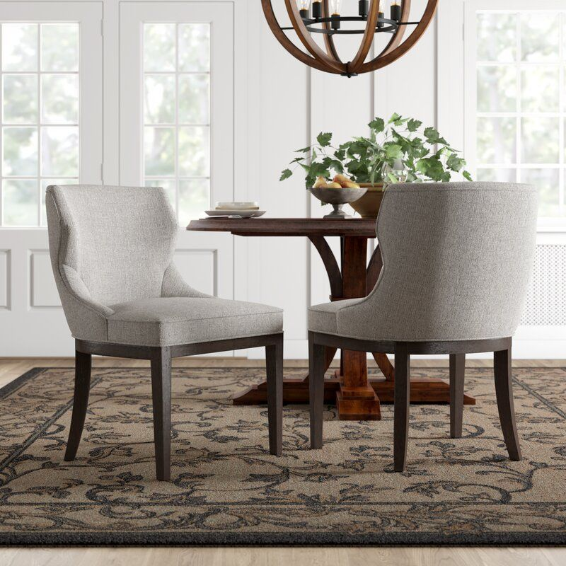 Hutton Upholstered Dining Chair Upholstered Dining Chairs