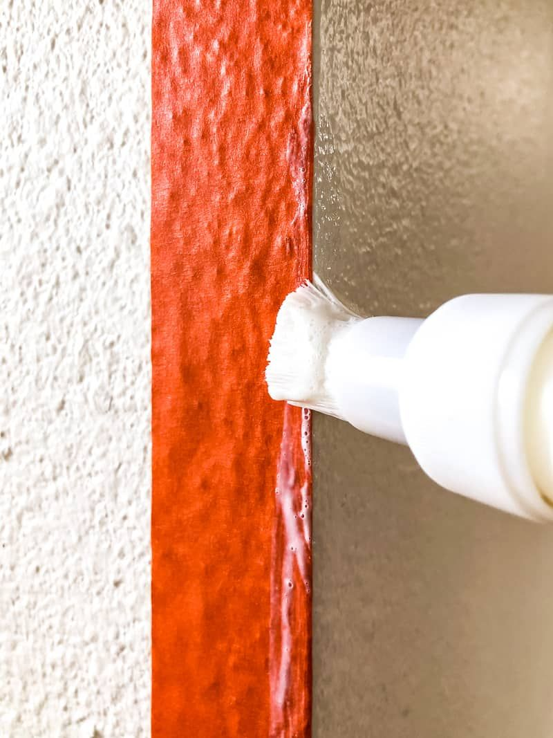 5 Tricks For Painting Textured Walls Painting Textured Walls Textured Walls Wall