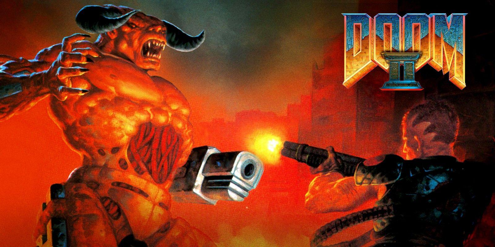 Bethesda Softworks released the original DOOM trilogy today