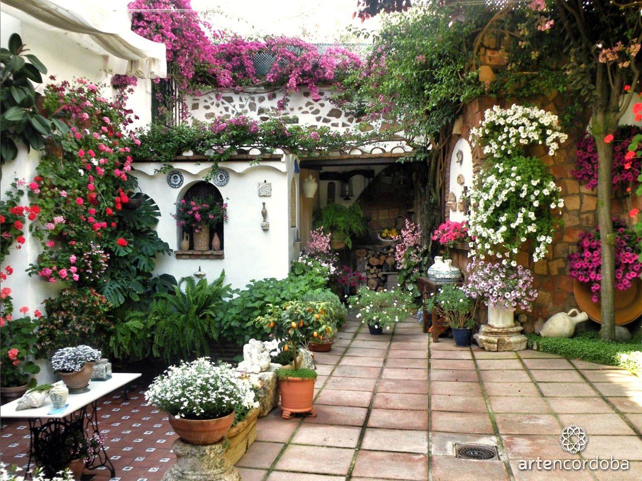 Premios 2015 De Los Patios Rejas Y Balcones Jardineria