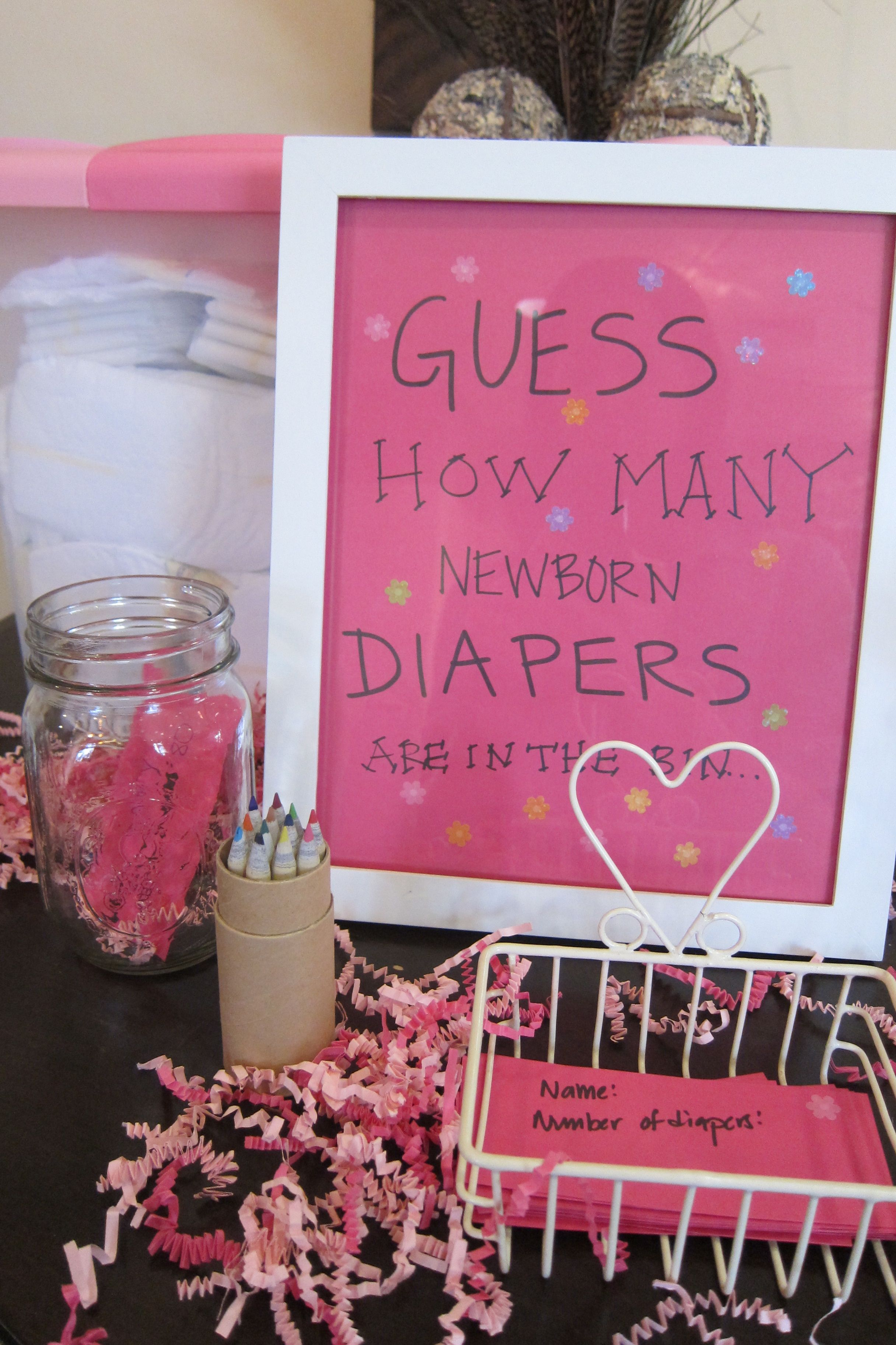 Baby showers baby shower games coed fiesta baby shower