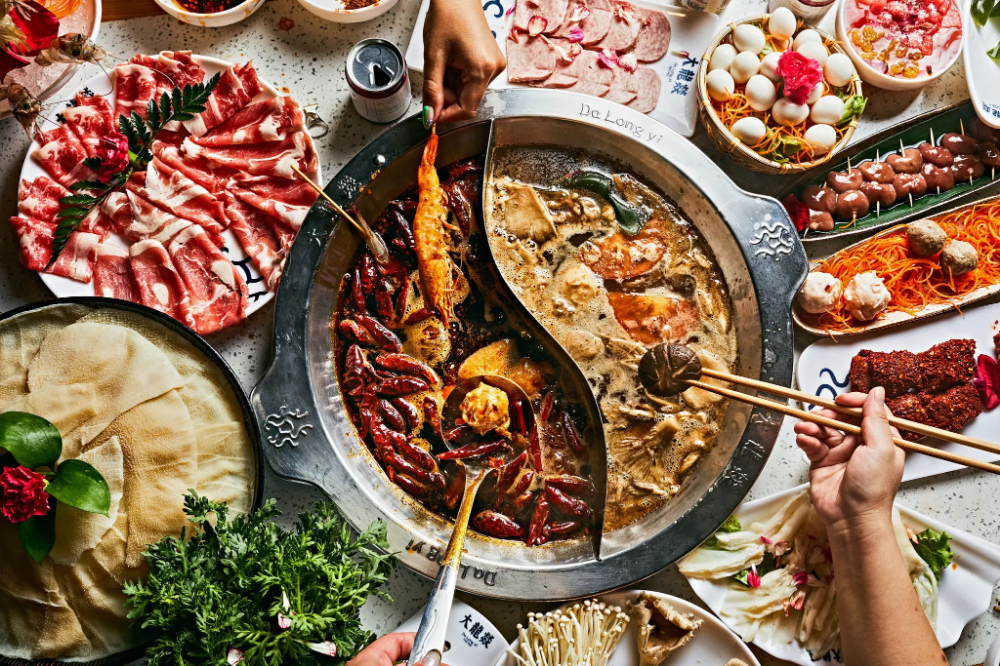 A Cook Your Own Feast From Chengdu Nyt Cooking Hot Pot Healthy Weeknight Dinners