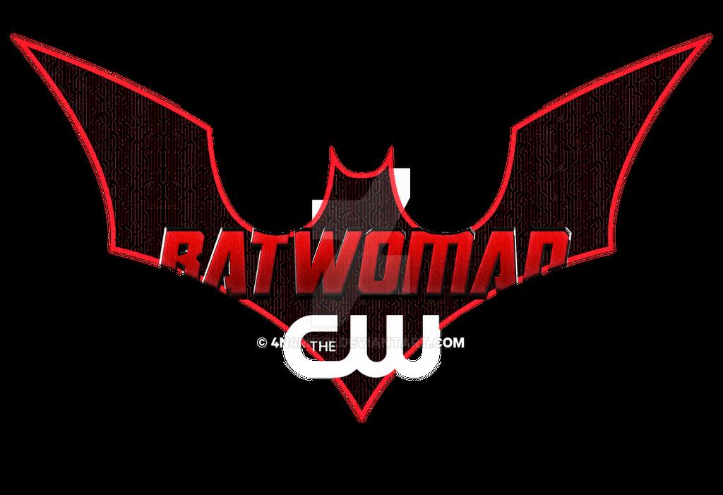 Logo Batwoman Cw By Me By 4n4rkyx On Deviantart Batwoman Logos Deviantart