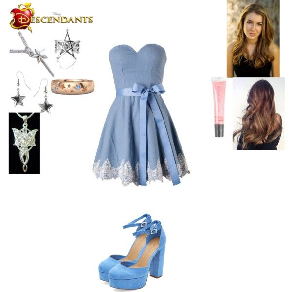 Gabriela Daughter Of The Fairy Godmother Fashion Disney Inspired Fashion Descendants Clothes