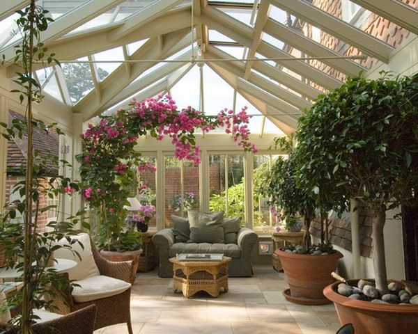 Perfect 20 Awesome Indoor Patio Ideas