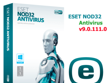 Eset Nod32 Antivirus 9 Username Amp Password Till 2020