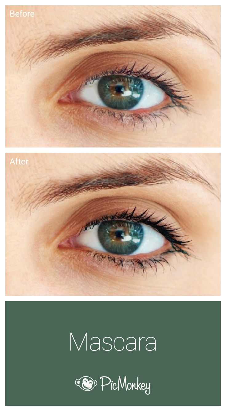 How to change your eye color with touchup change your