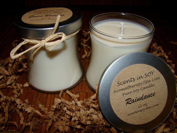 AVOCADO and SEA SALT  12 oz Aromatherapy/Spa Line by scentsinsoy, $10.00